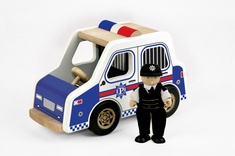 Pintoy Police Vehicle