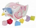 Jemima Puddle Duck Shape Sorter