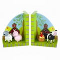 Farm Yard Bookends