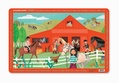 Crocodile Creek Placemat- Horse Stable